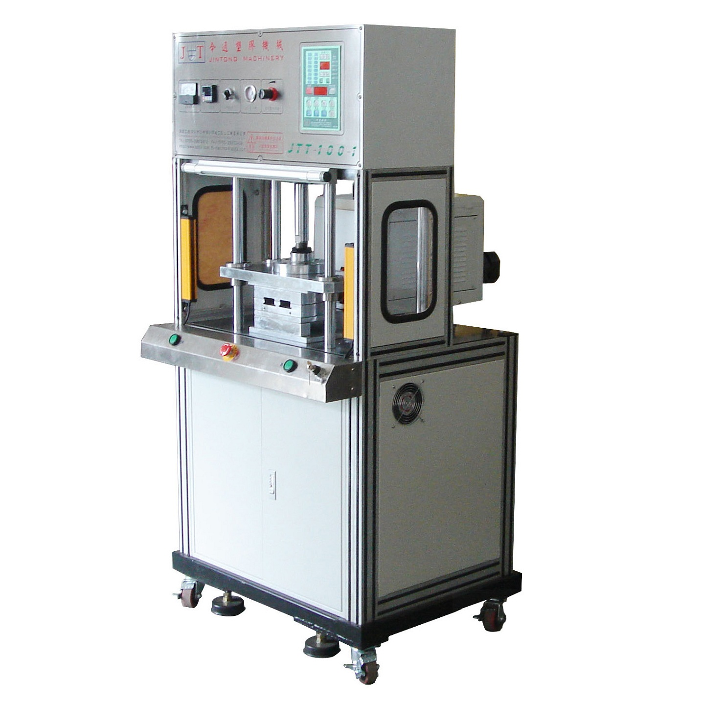 Low Pressure Adhesive Injection Molding Machine JTT-100
